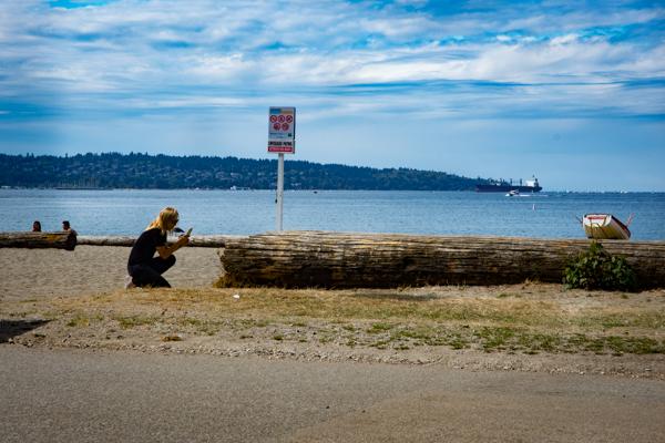 English Bay @Vancouver