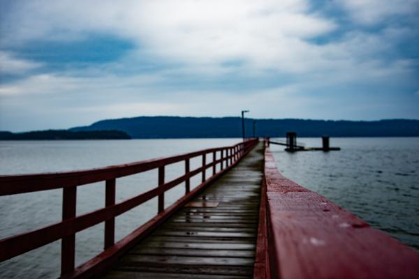 Fishermens Pier @Salt Spring Island