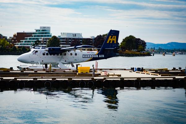Harbour Air @Victoria