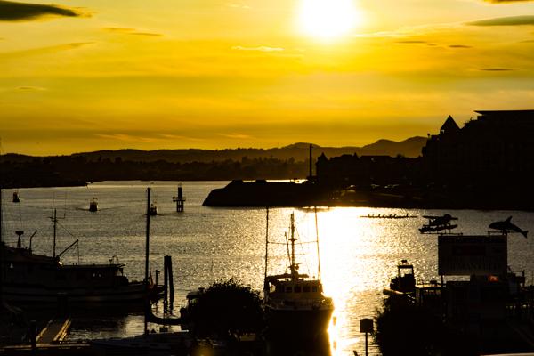 Sunset @Victoria