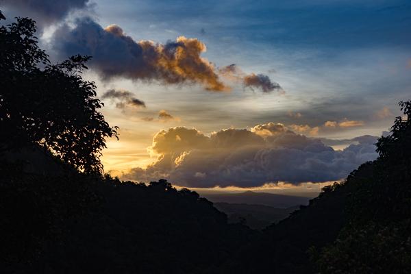 Sunset @Jinotega