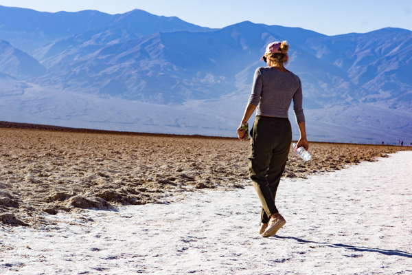 Badwater @Death Valley