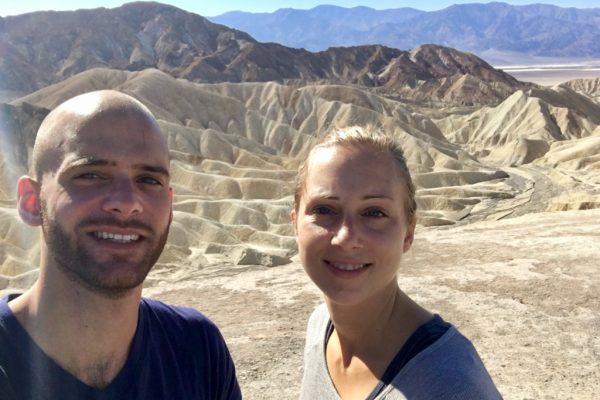 Death Valley_35 Grad und es wird noch heisser